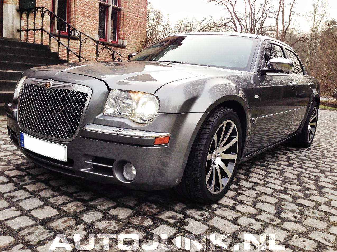 Chrysler 300c crd foto 39 s 131384 for Chrysler 300c crd