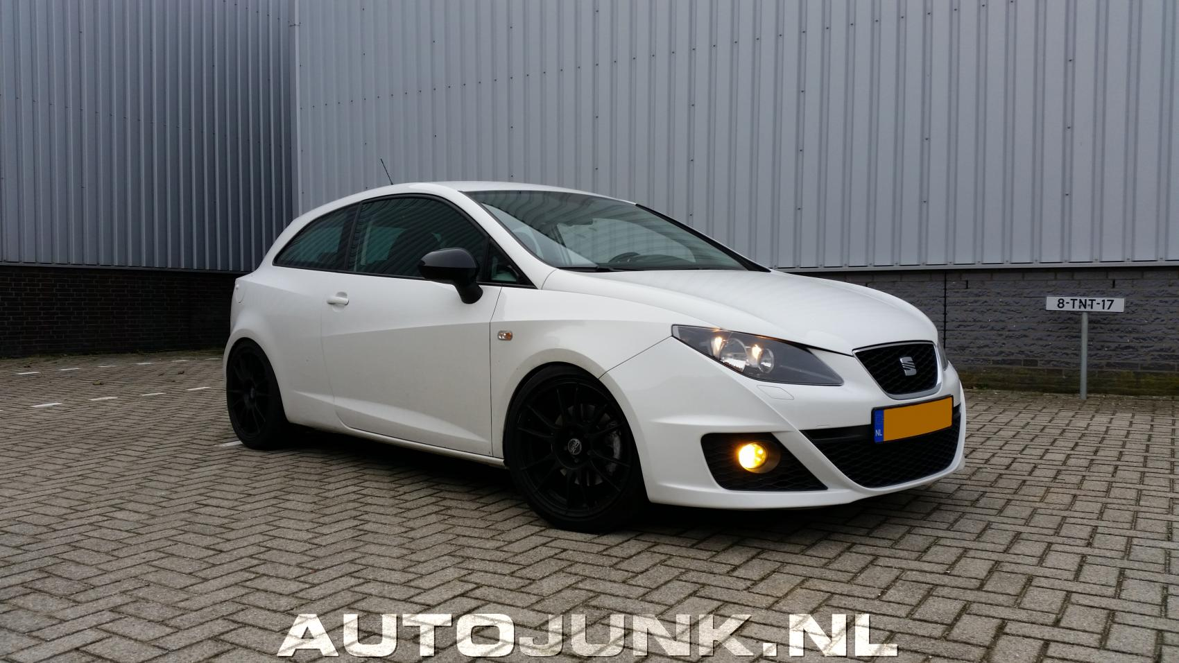 seat ibiza fr 6j dsg foto 39 s 132006. Black Bedroom Furniture Sets. Home Design Ideas