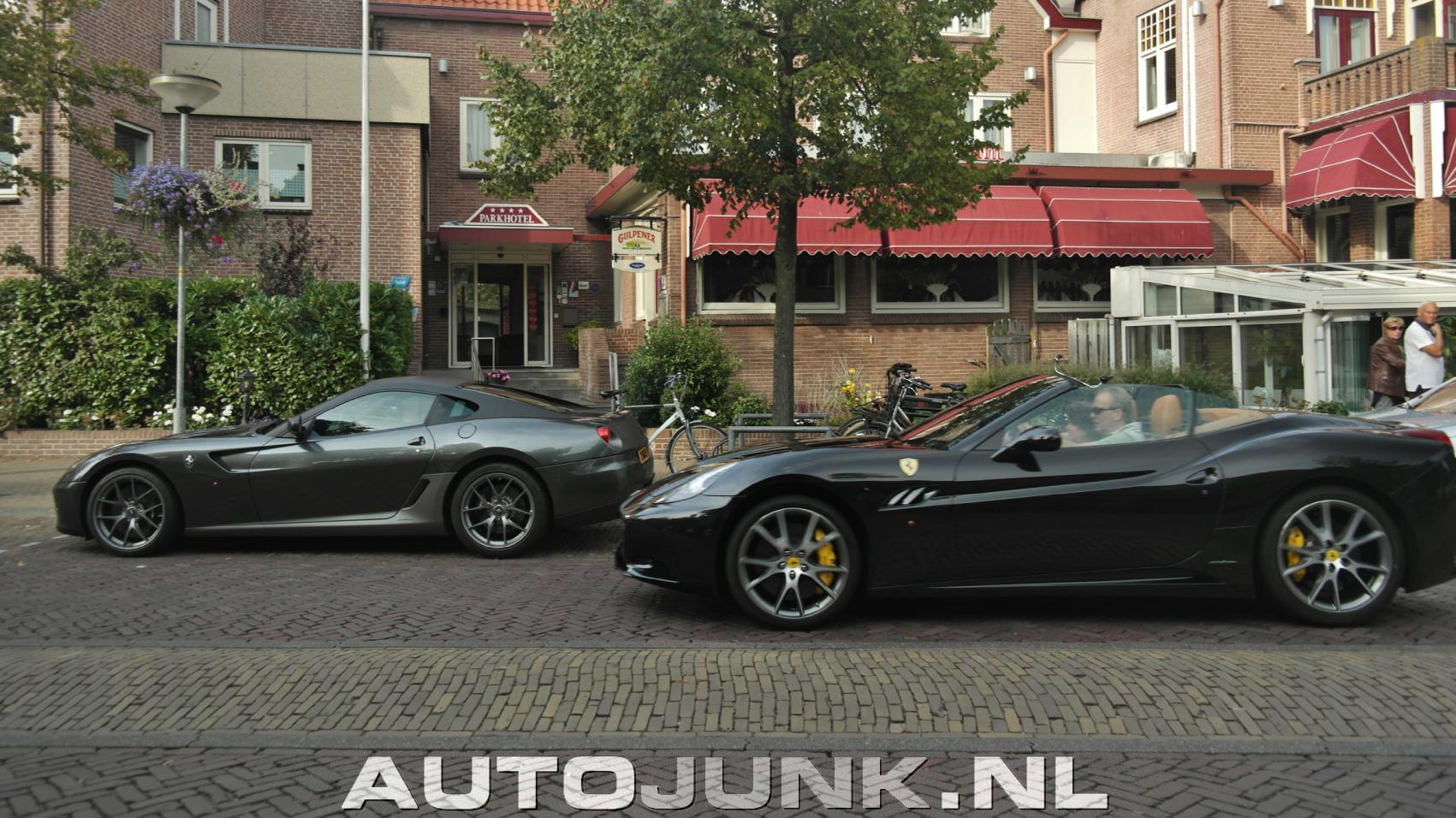 Ferrari California Zwart foto's » Autojunk.nl (132225)