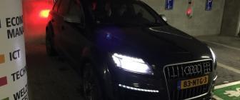 photo of Kees Jansma Audi - car