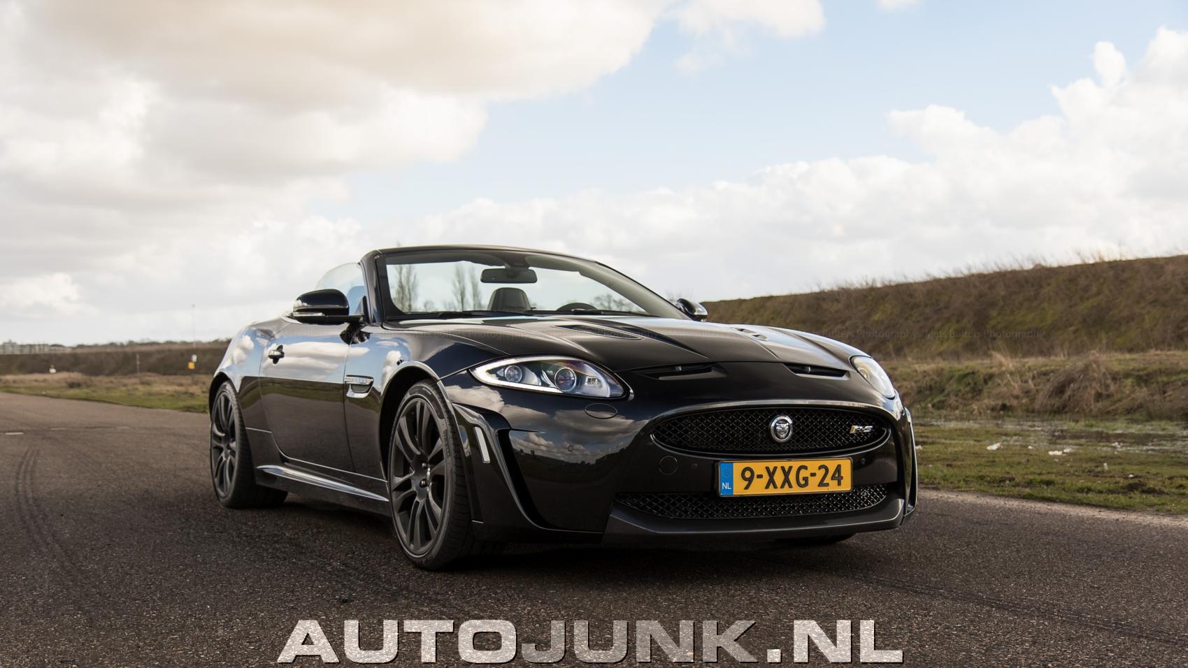 Jaguar XK-RS cabrio foto's » Autojunk.nl (135700)