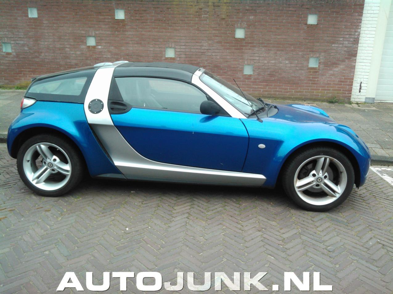smart roadster coup cabriolet foto 39 s 137046. Black Bedroom Furniture Sets. Home Design Ideas