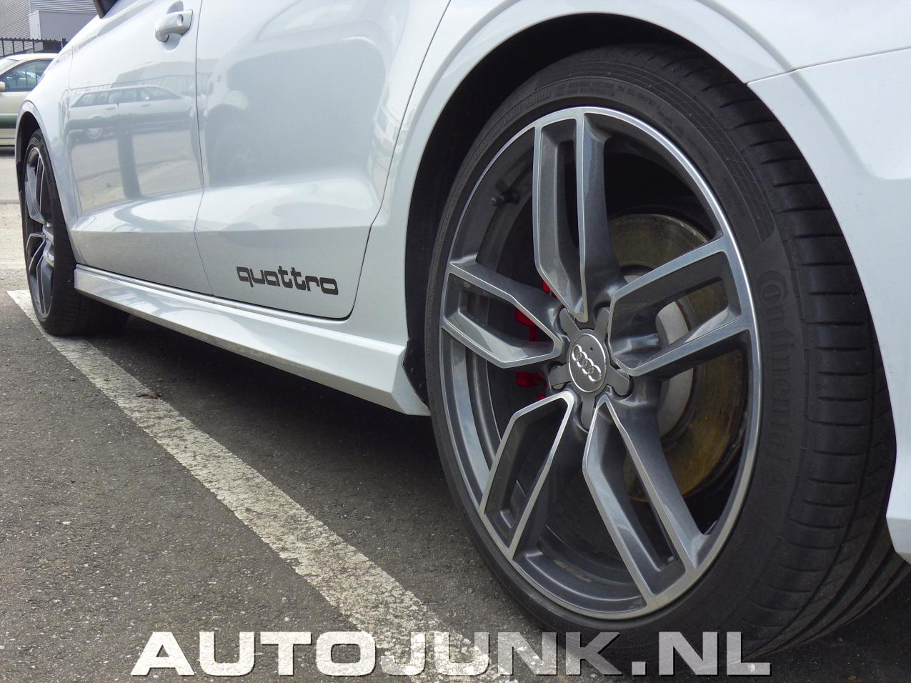 Audi S3 Limousine JD engineering foto's » Autojunk.nl (137281)  Jd