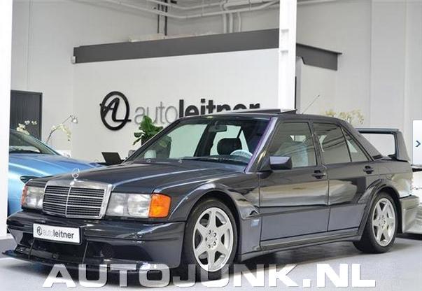 Mercedes Amg 2 5 16 Evolution Te Koop Foto S Autojunk Nl 137622