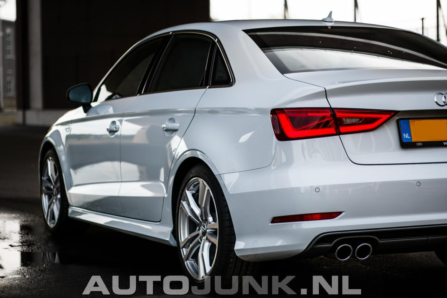 Audi A3 S Line Sedan Foto S 187 Autojunk Nl 138582