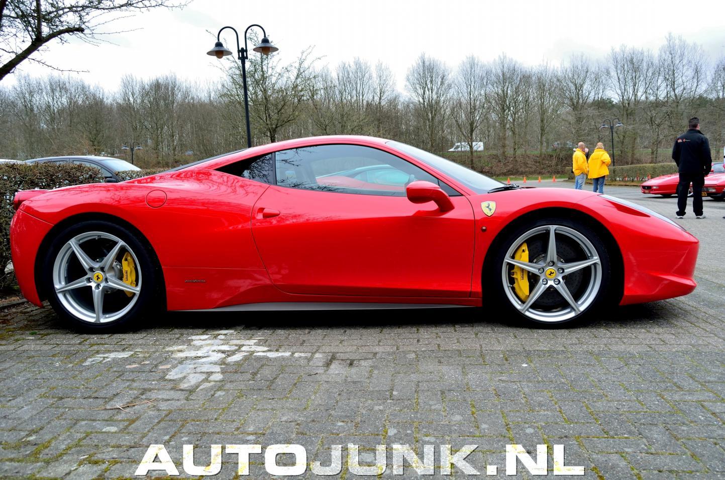Ferrari 458 Italia Foto S 187 Autojunk Nl 138753