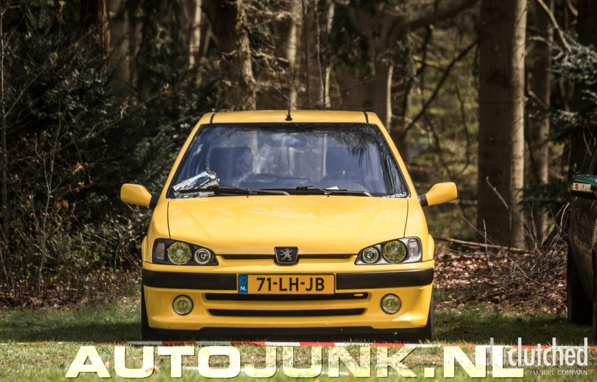Peugeot 106 16 16v Gti Sundance Yellow 03 Fotos