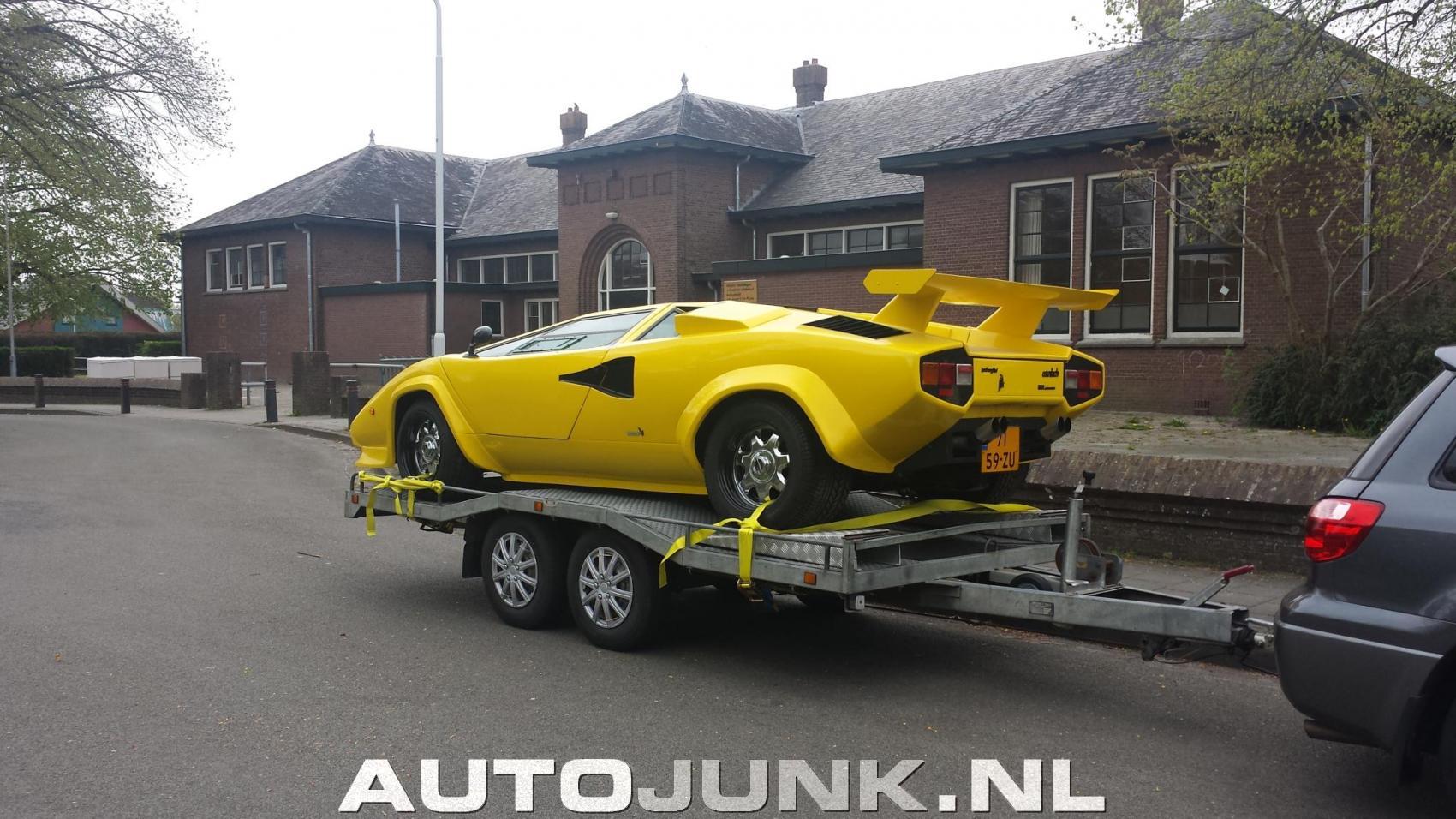 Lamborghini Countach Replica Foto S 187 Autojunk Nl 140712