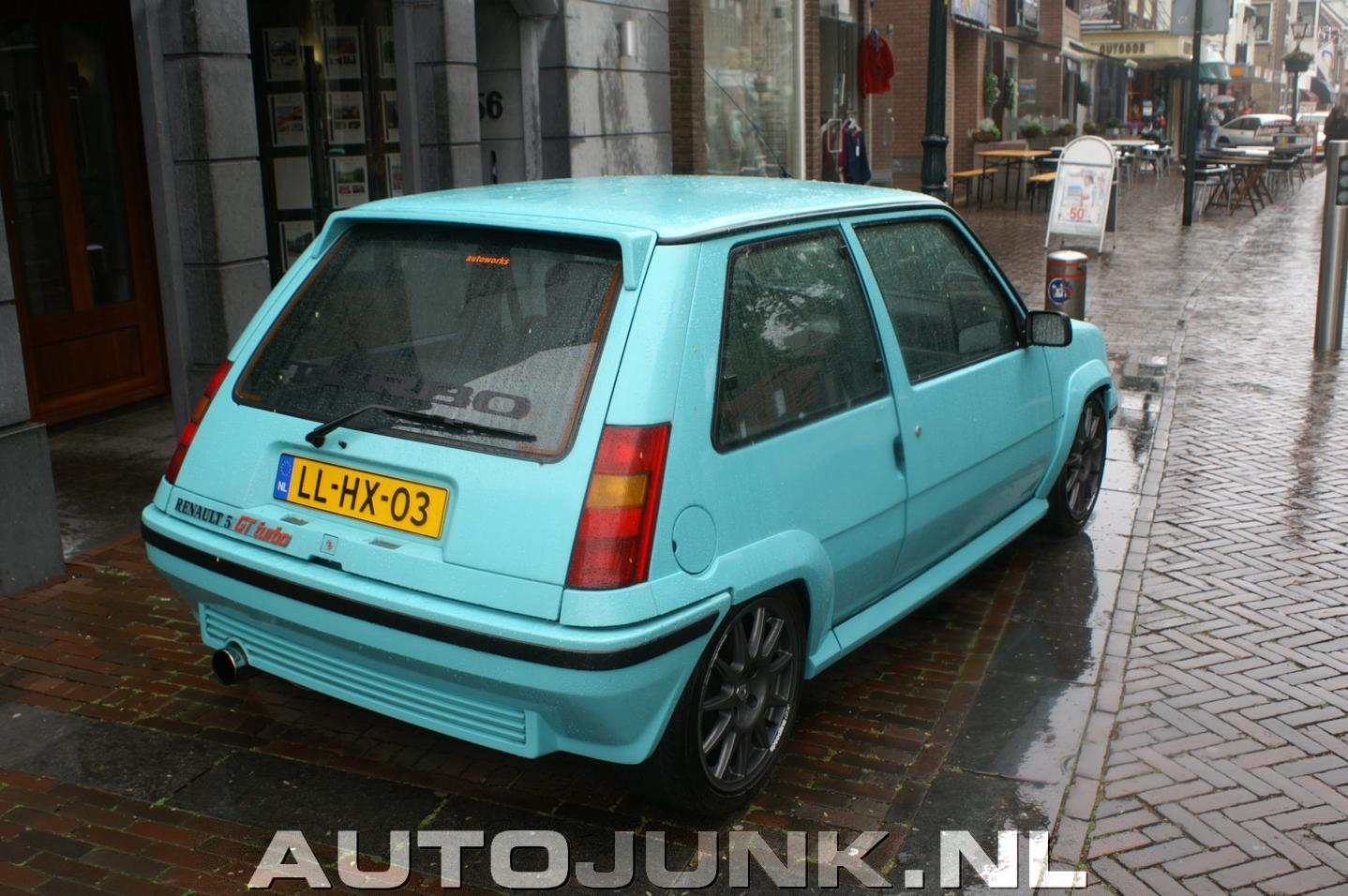 renault 5 gt turbo tuning tips. Black Bedroom Furniture Sets. Home Design Ideas