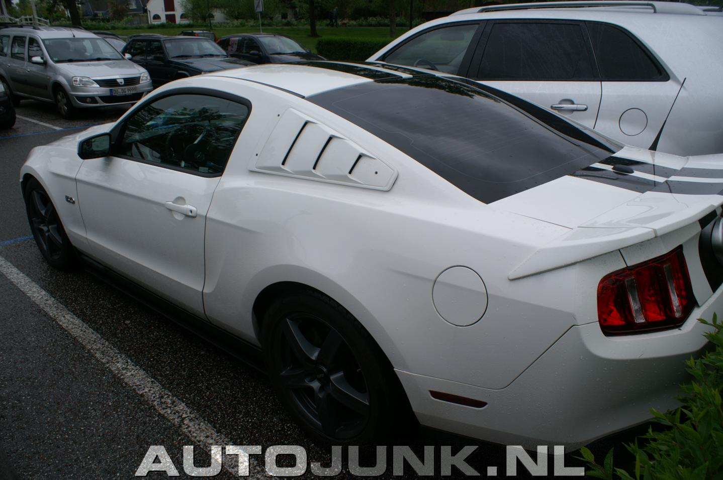 Dikke Mustang foto's » Autojunk.nl (141721)