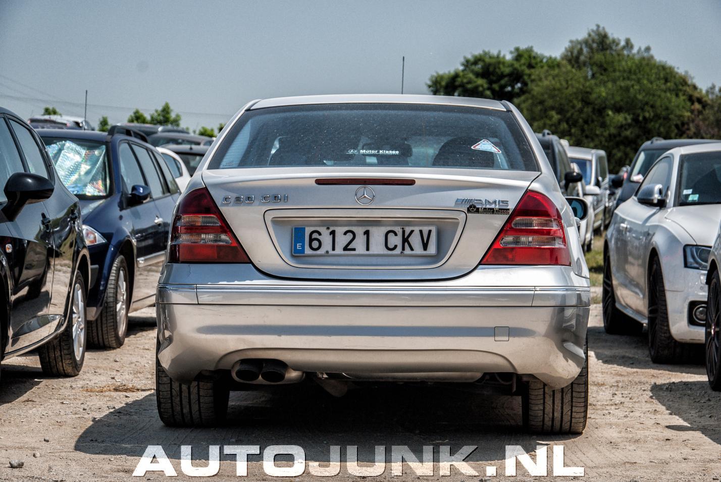 Mercedes benz c30 cdi amg foto 39 s 141811 for Mercedes benz c30