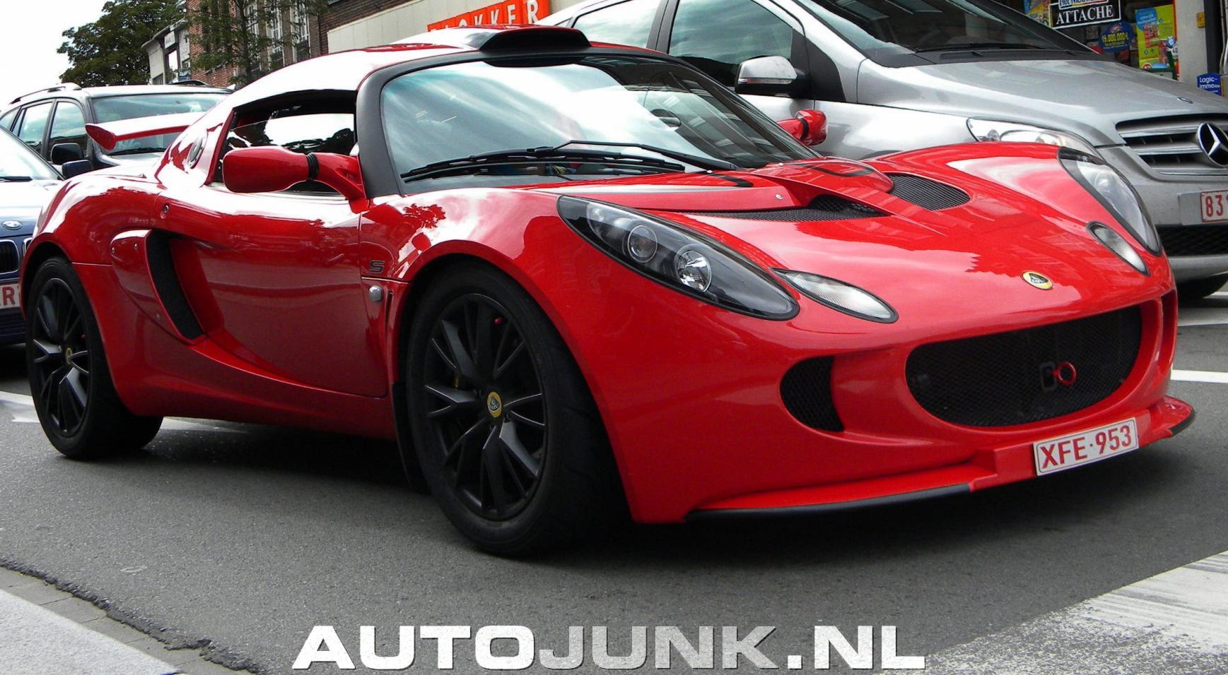 Lotus Exige S2 foto's » Autojunk.nl (142332)