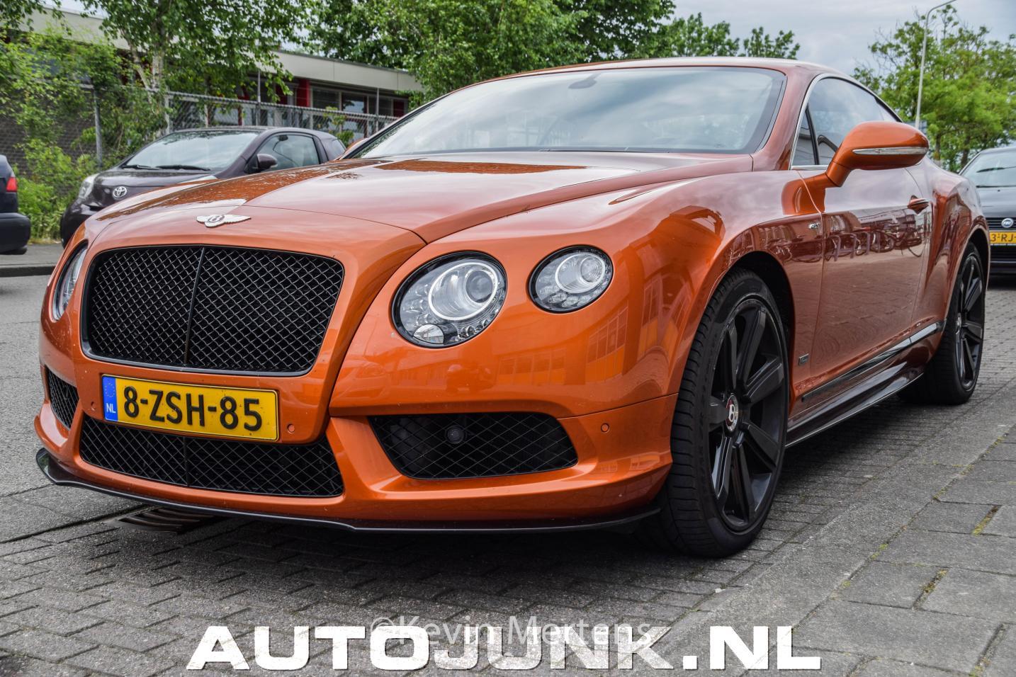 Bentley Continental GT V8S foto's » Autojunk.nl (142654)