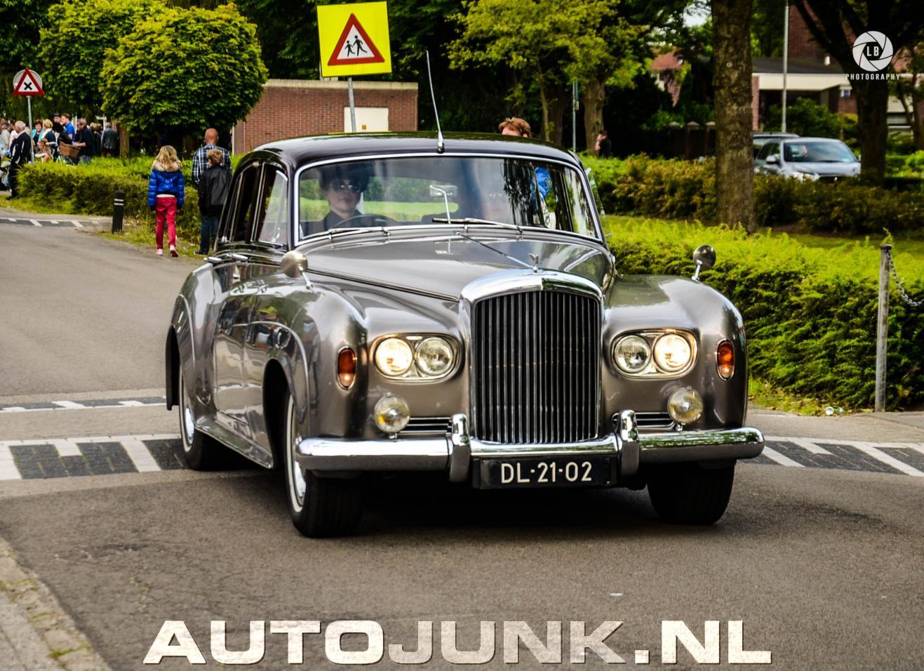 Bentley Saloon S3 foto's » Autojunk.nl (143053)