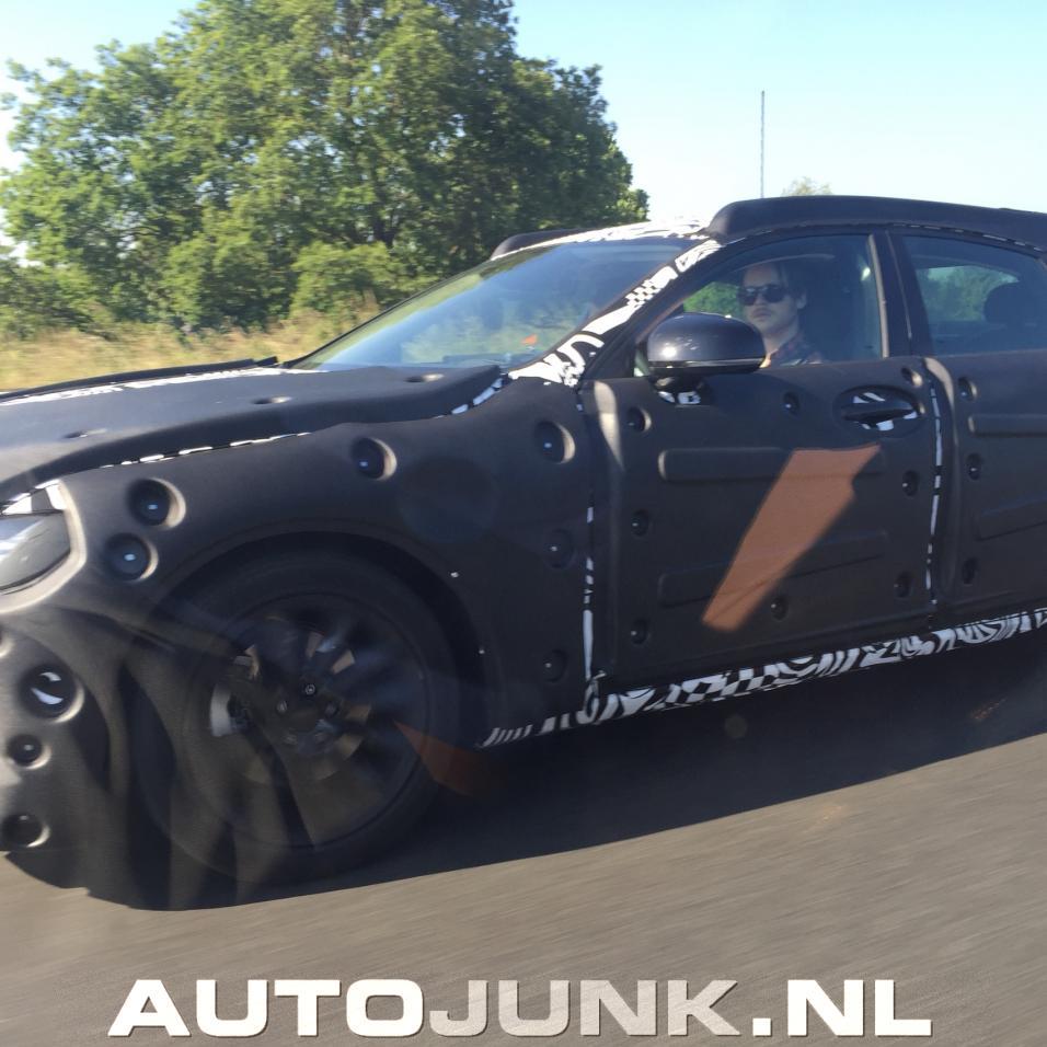 Volvo C90 Price: Volvo S90 Sedan Prototype Spied Testing