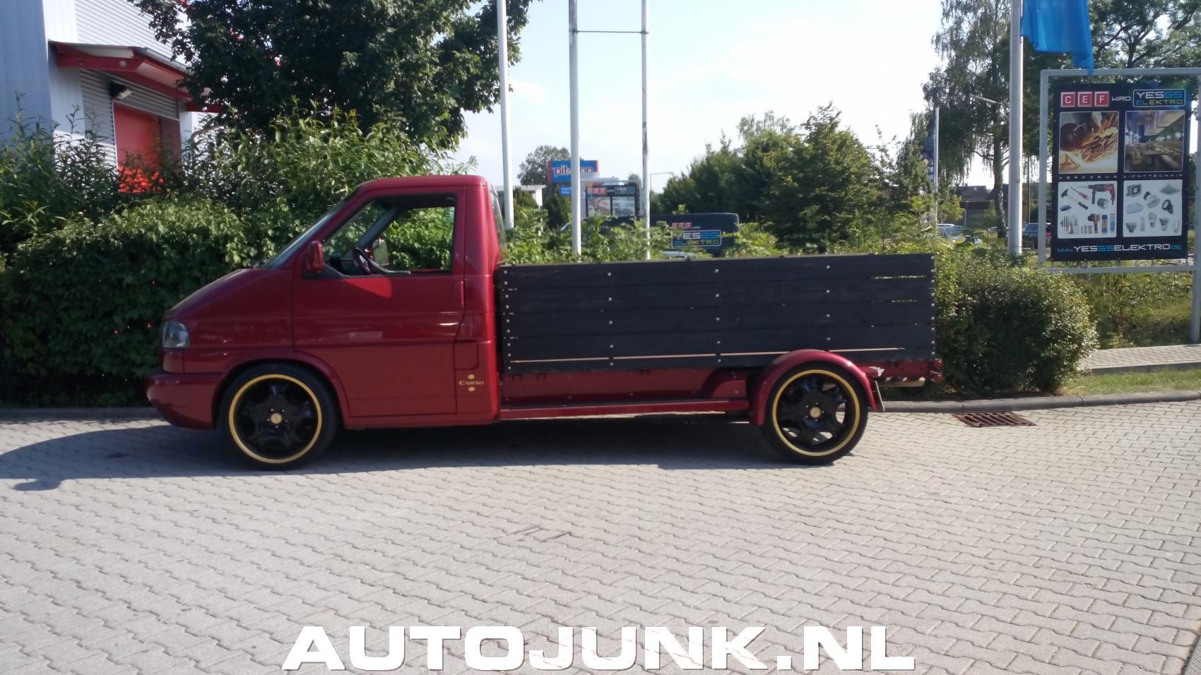 VW Transporter Tuning