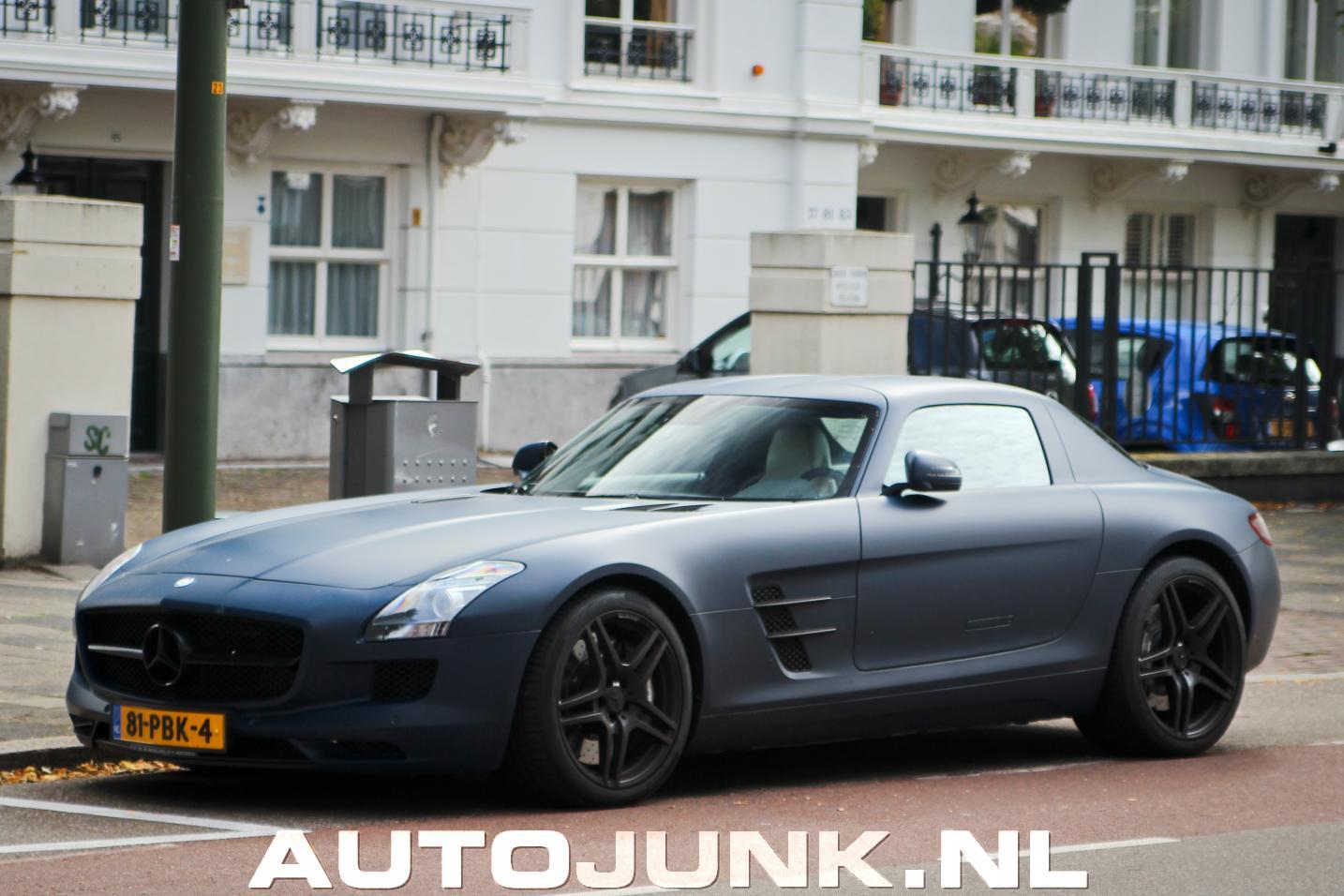 Mercedes benz sls coup 6 3 amg foto 39 s 148292 for 2015 mercedes benz sls amg coupe