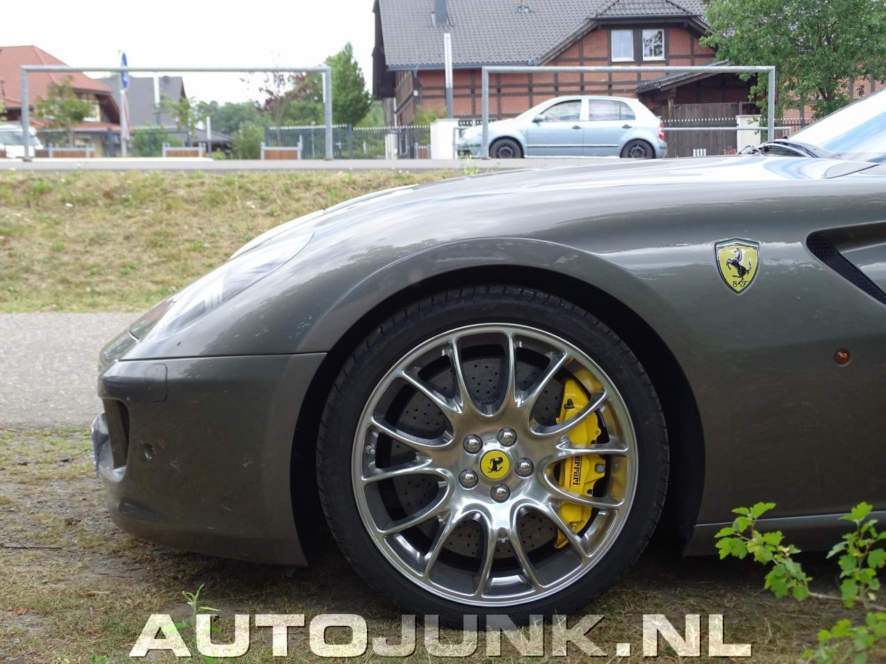 Ferrari 599 GTB Fiorano foto's » Autojunk.nl (148342)