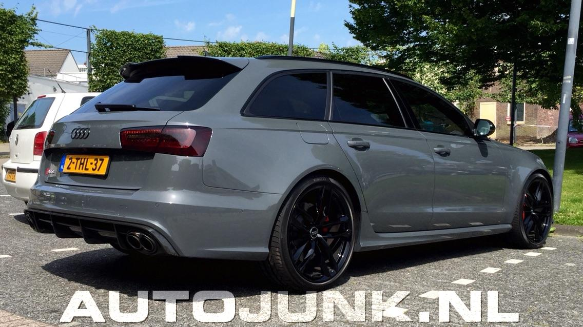 Audi Rs6 In Assen Foto S 187 Autojunk Nl 148349
