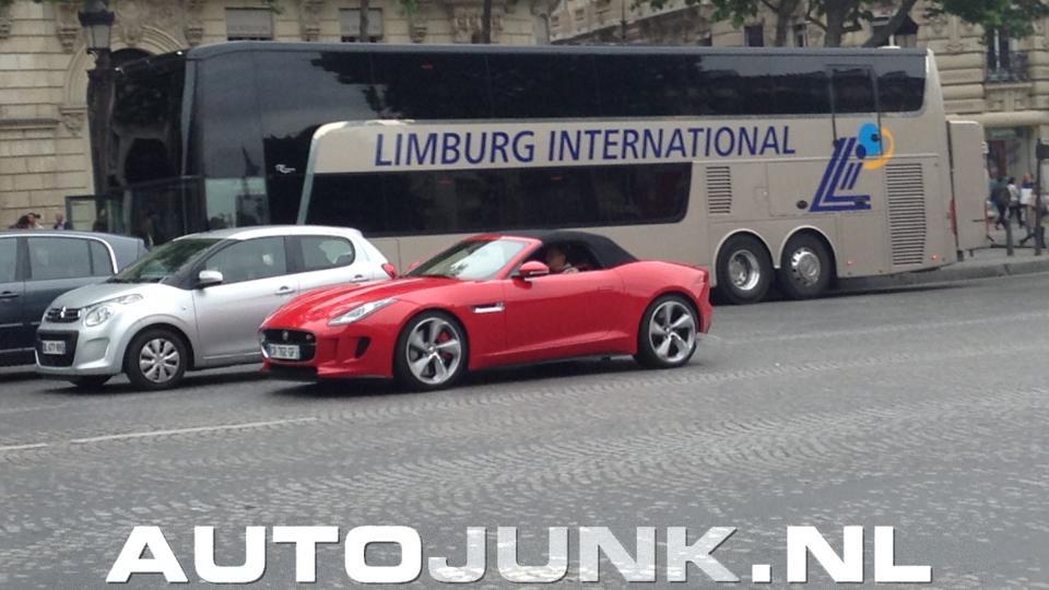 Jaguar F Type Cabrio Foto S Autojunk Nl 149001