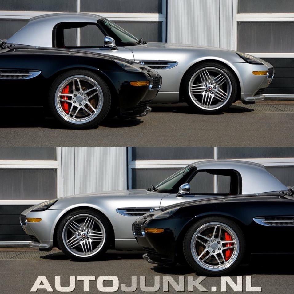 Bmw Z 2015: 4 Times Bmw Z8 At VDM Cars Foto's » Autojunk.nl (149735