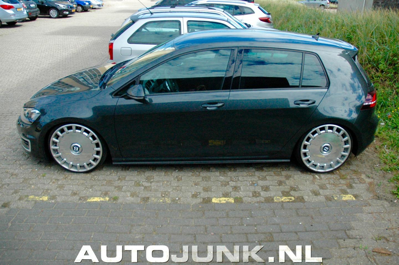 Golf Gte Met Bentley Schoenen Fotos Autojunknl 150493