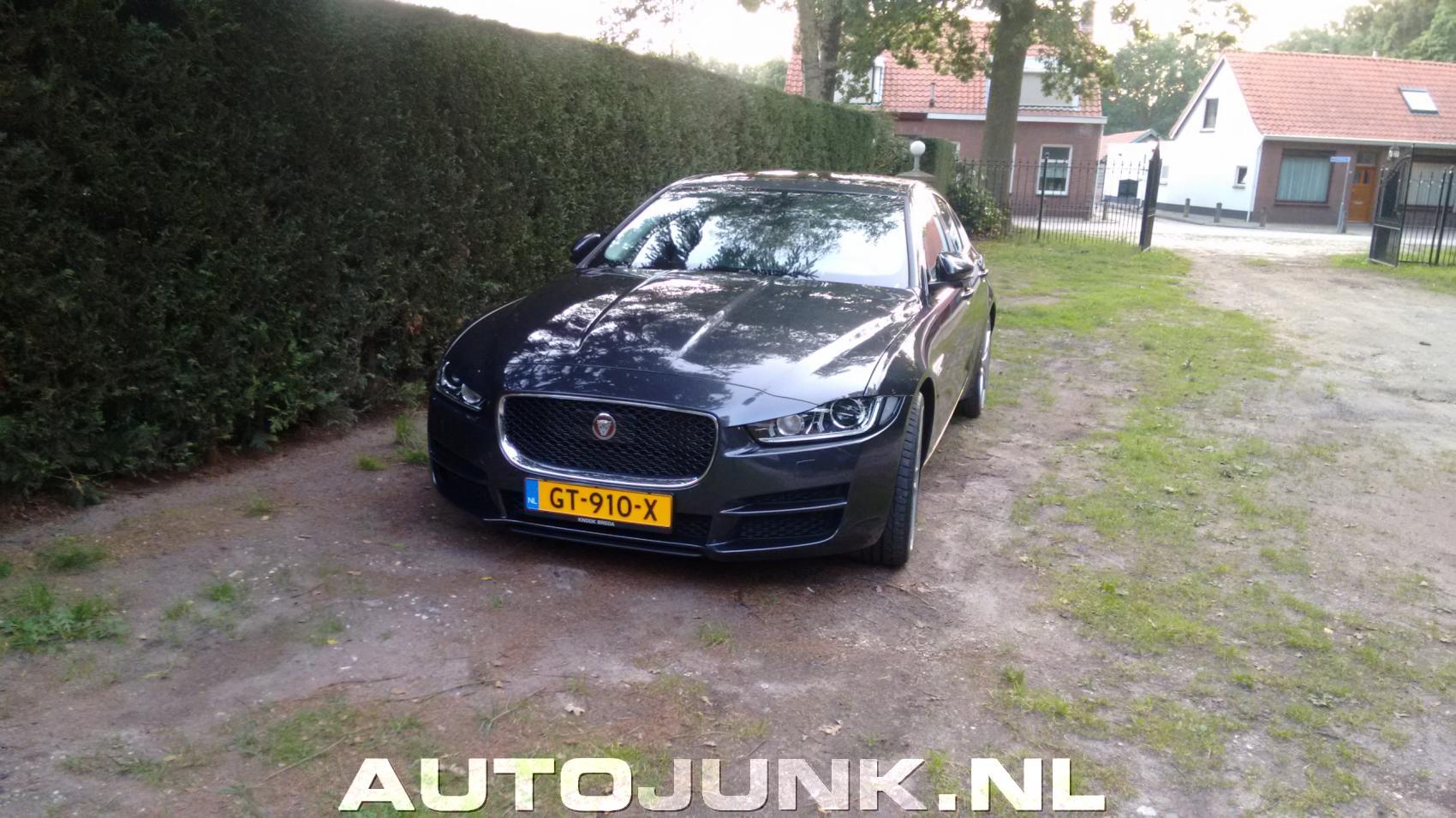 Jaguar Xe 2.5t >> Jaguar XE 2.5t foto's » Autojunk.nl (151166)