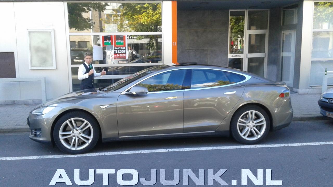 Tesla 85 bruin foto's » Autojunk.nl (152847)
