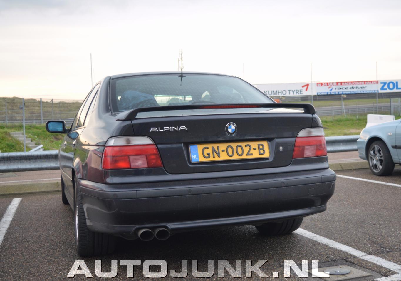 Kies maar; Alpina B10 / Alfa 147 GTA foto's » Autojunk.nl ...
