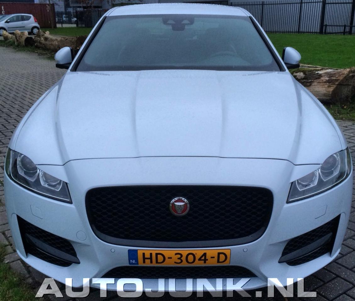 2015 Xf Jaguar: Jaguar XF R-Sport 2015/16 Foto's » Autojunk.nl (156359