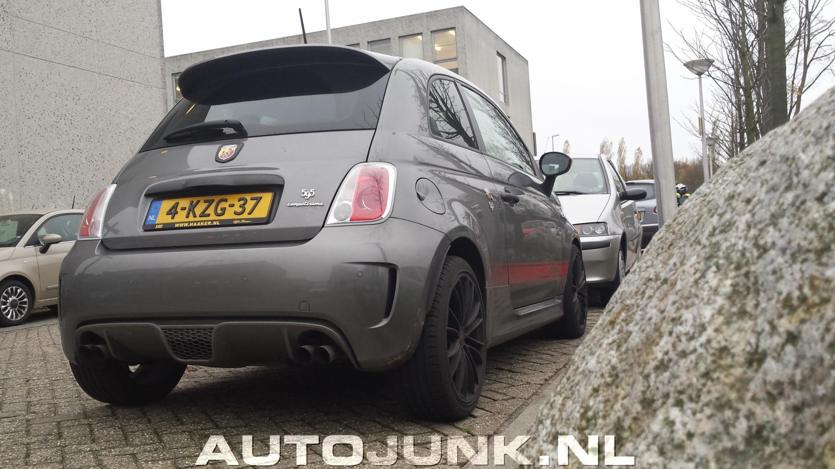 Abarth 595 Competizione foto's » Autojunk.nl (156542)