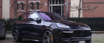 Techart Zet De Porsche Macan Op 22 Inch Autoblog Nl