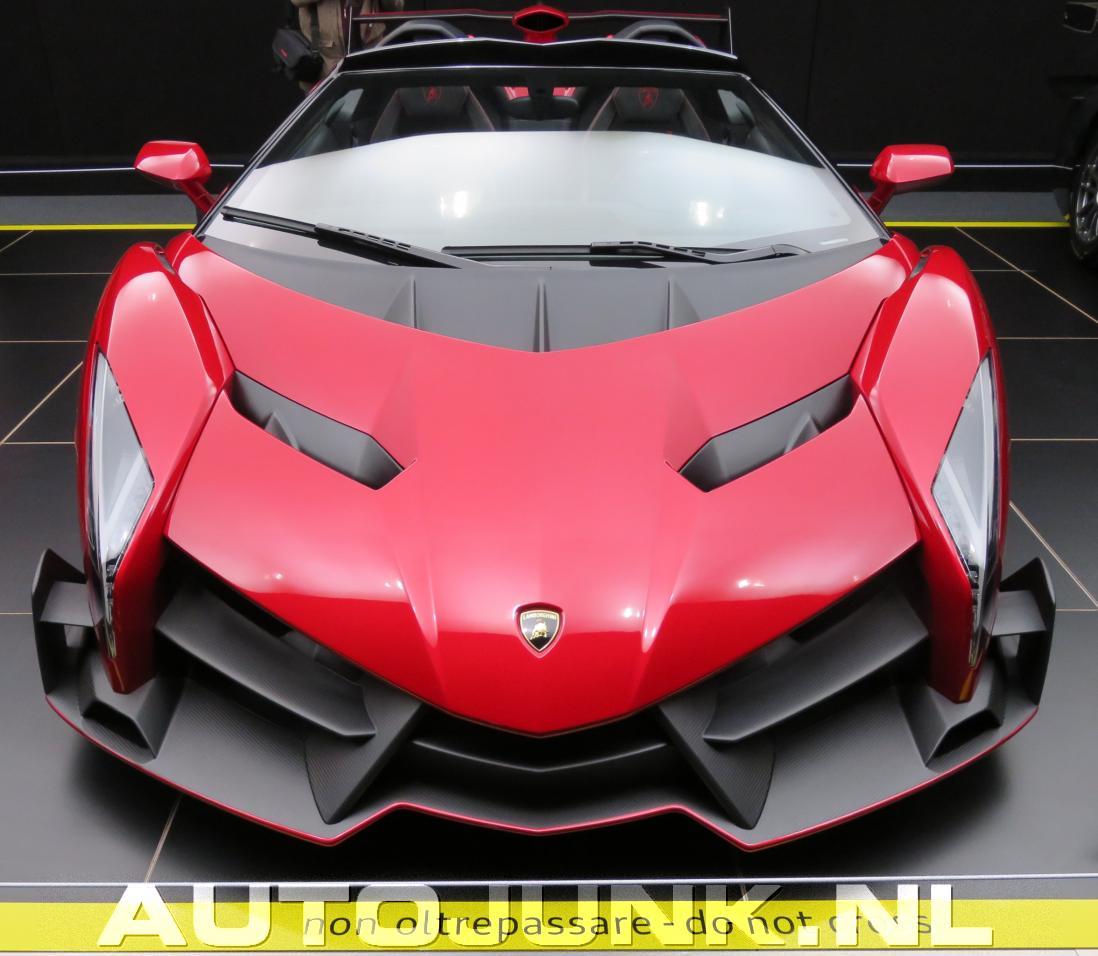 Lamborghini Veneno Foto S 187 Autojunk Nl 158894