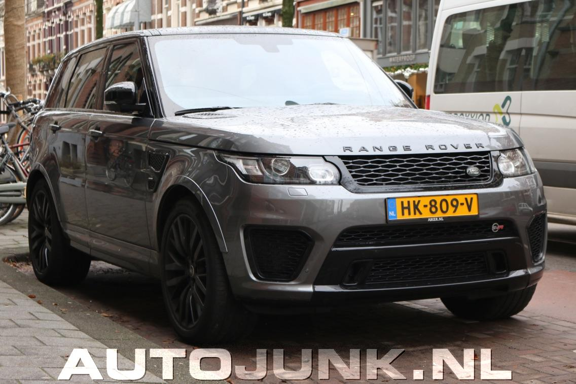 range rover sport svr foto s autojunk nl 159201