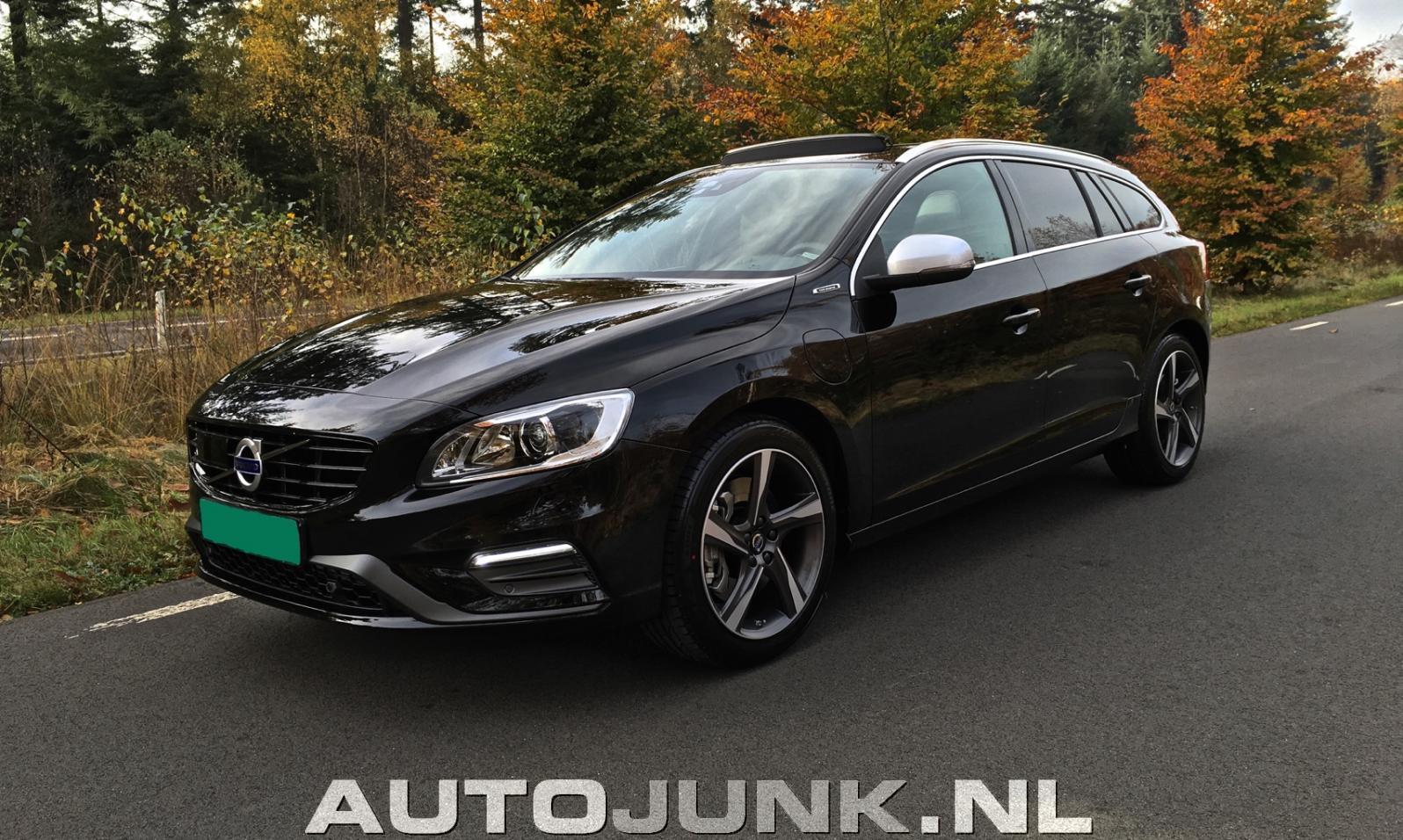 Volvo V60 D6 R Design Foto S 187 Autojunk Nl 159357