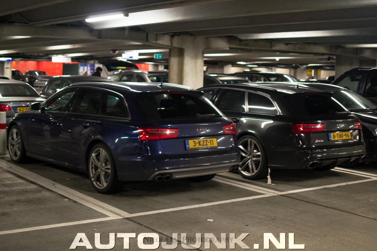 Audi Rs6 Vs S6 Combo Foto S 187 Autojunk Nl 159798