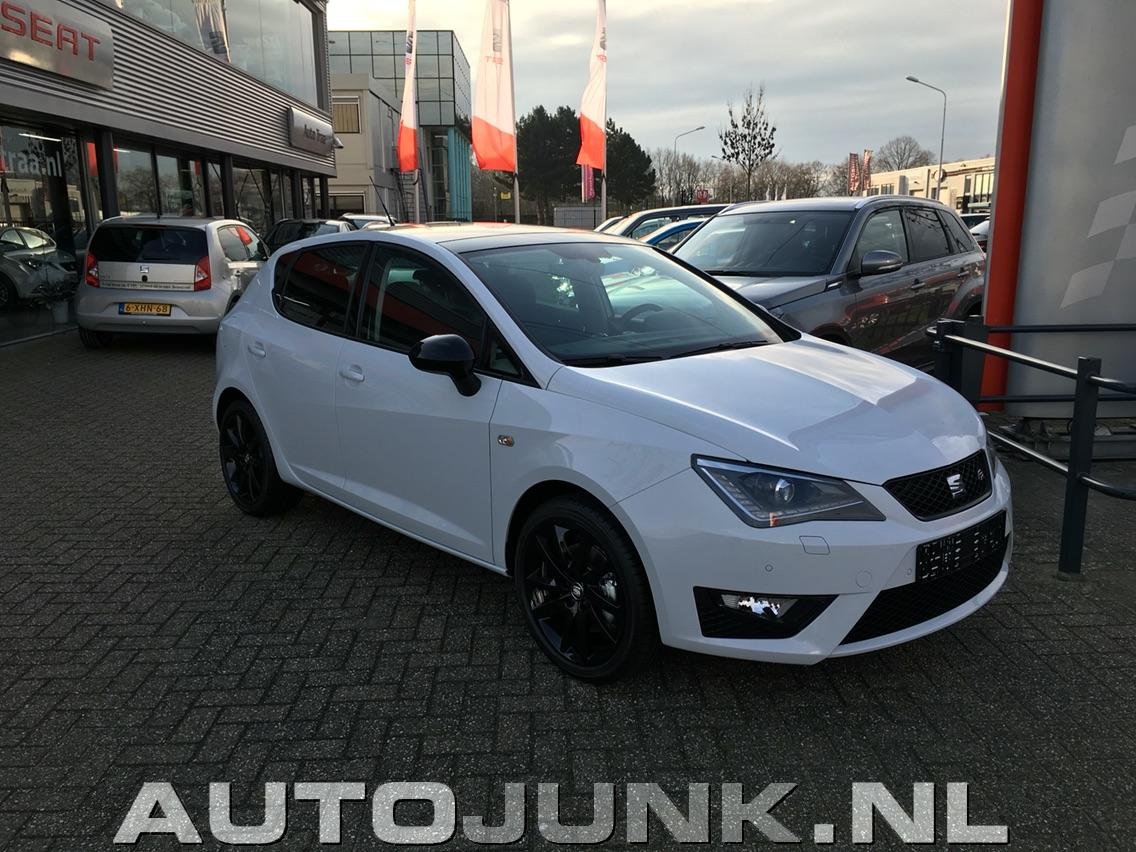 seat ibiza fr connect foto 39 s 160124. Black Bedroom Furniture Sets. Home Design Ideas