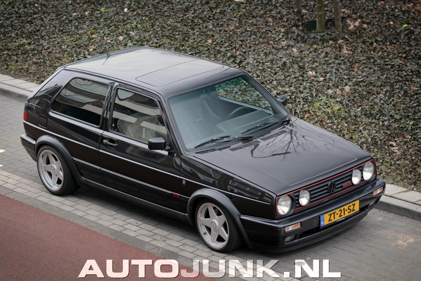 volkswagen golf ii gti g60 foto 39 s 160513. Black Bedroom Furniture Sets. Home Design Ideas