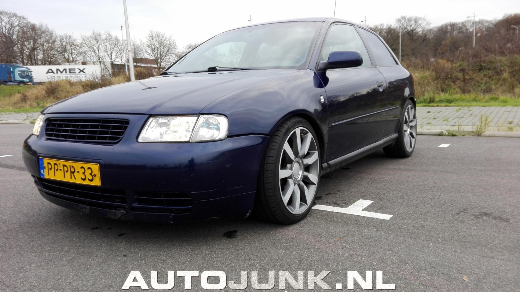 Audi A3 1996 foto's » Autojunk.nl (161003)