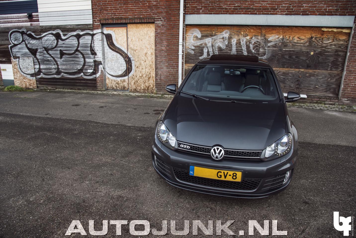 Mijn eigen Golf 6 GTD foto's » Autojunk nl (161282)