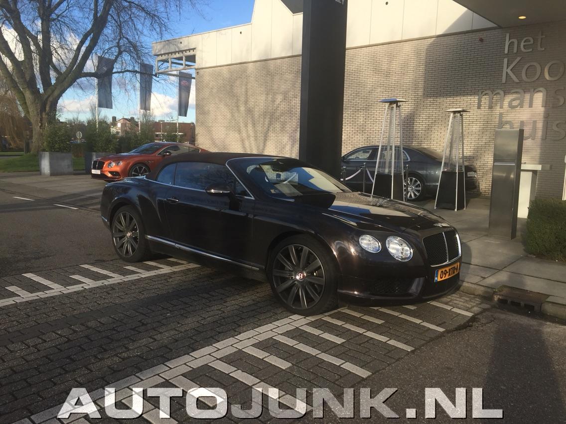 Bentley combos in Leusden foto's » Autojunk.nl (161769)
