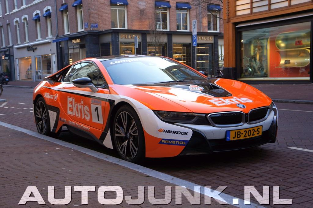 Bmw I8 Van Bernhard Van Oranje Foto S Autojunk Nl 162088