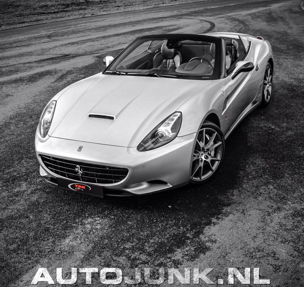 Ferrari California. Foto's » Autojunk.nl (163263