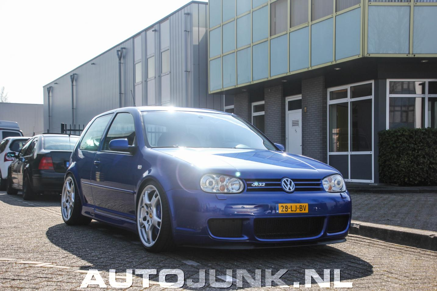Volkswagen Golf 4 Velgen Rsd19 Tlyp