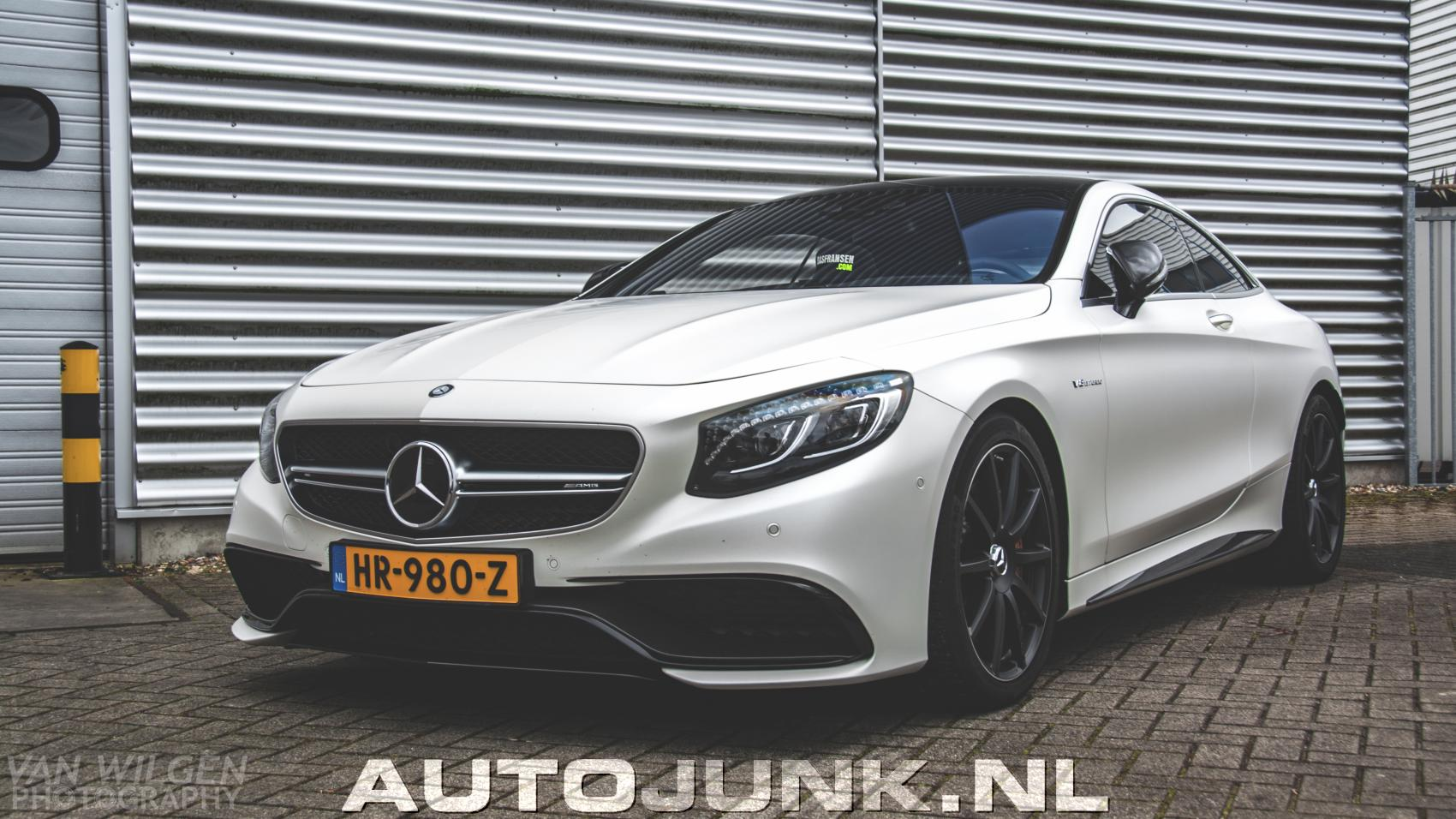 Mercedes s63 amg 4matic foto 39 s 164992 for 2016 mercedes benz c63 amg 4matic