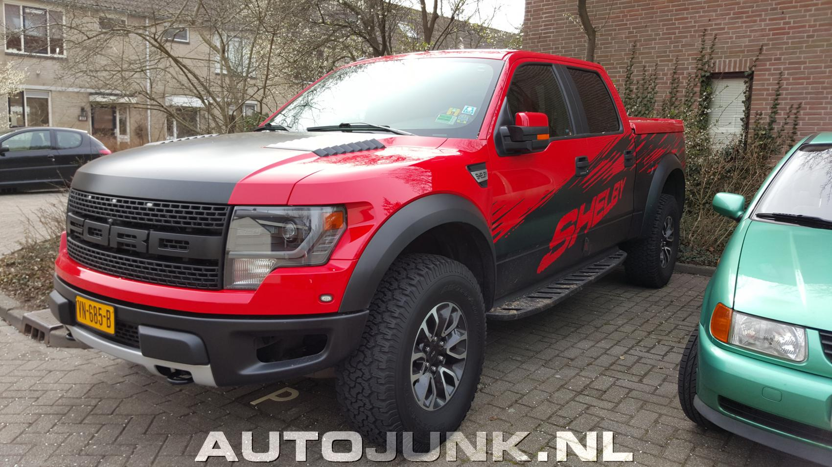 Ford F-150 Raptor SHELBY foto's » Autojunk.nl (165647)