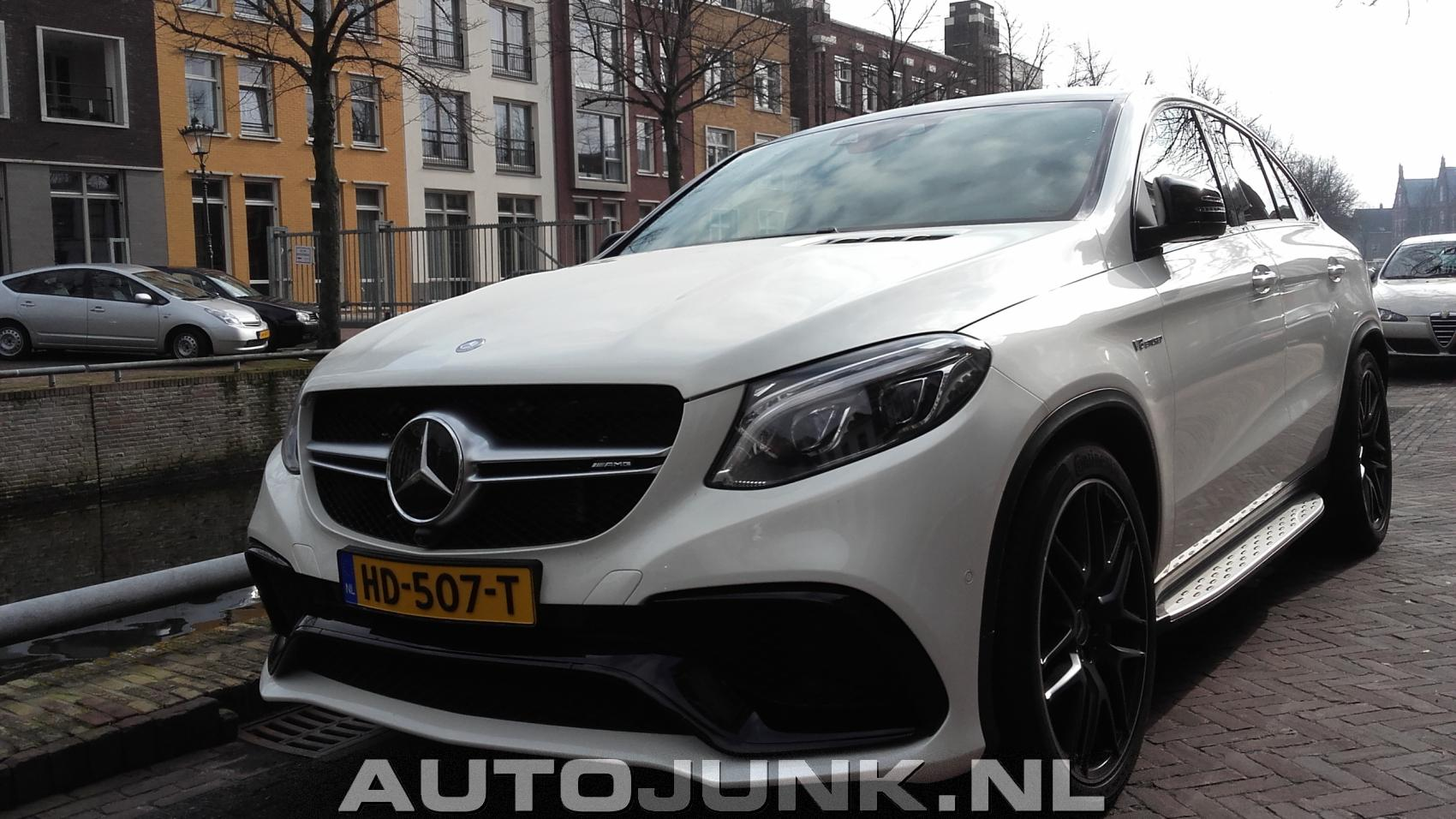 Mercedes benz gle63 amg foto 39 s 165879 for Mercedes benz gle63