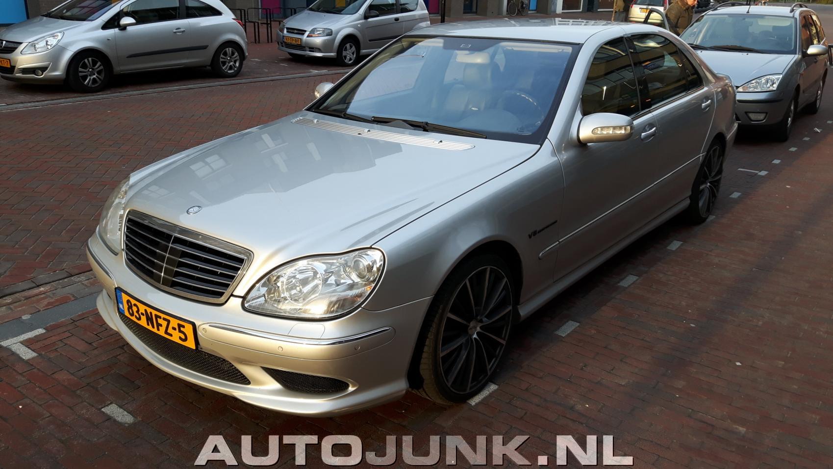 Mercedes benz s55 amg w220 kompressor foto 39 s for Mercedes benz s55