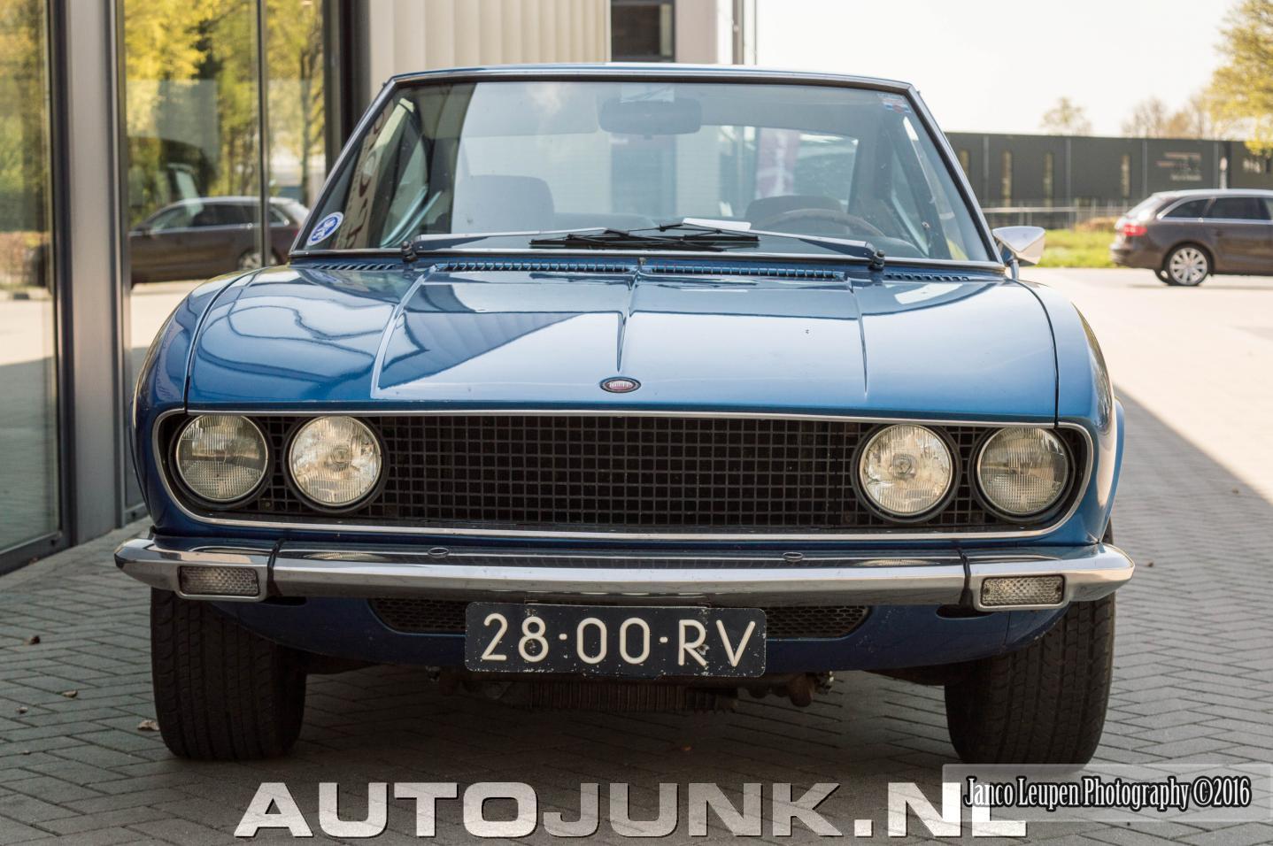 Fiat Dino 2400 Coupe foto's » Autojunk.nl (167887)