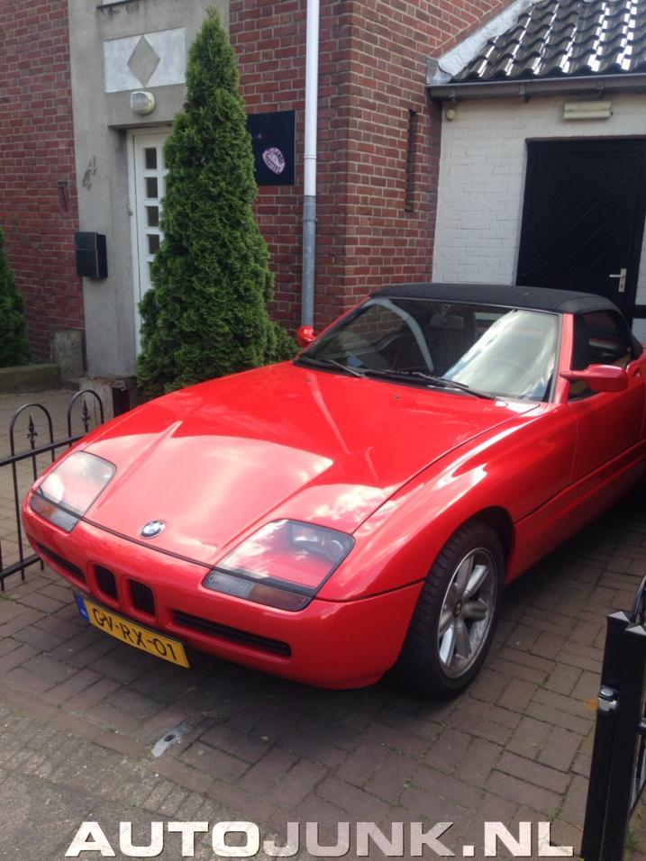 bmw z1 te koop nederland bmw z1 club nl bmw z1 top condition 1990 te koop oldtimers te koop. Black Bedroom Furniture Sets. Home Design Ideas
